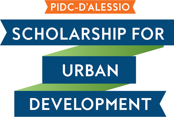 The PIDC-D'Alessio Scholarship for Urban Development